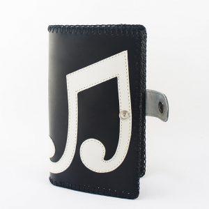 cartera billetera negra music